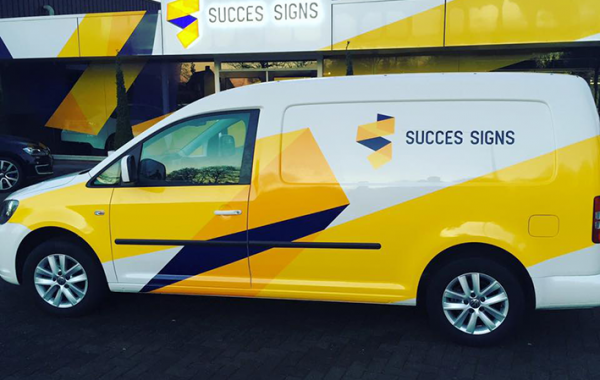 Bedrijfsbezoek Succes Signs